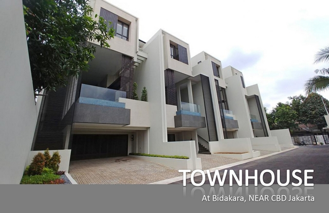 b townhouse at bidakara